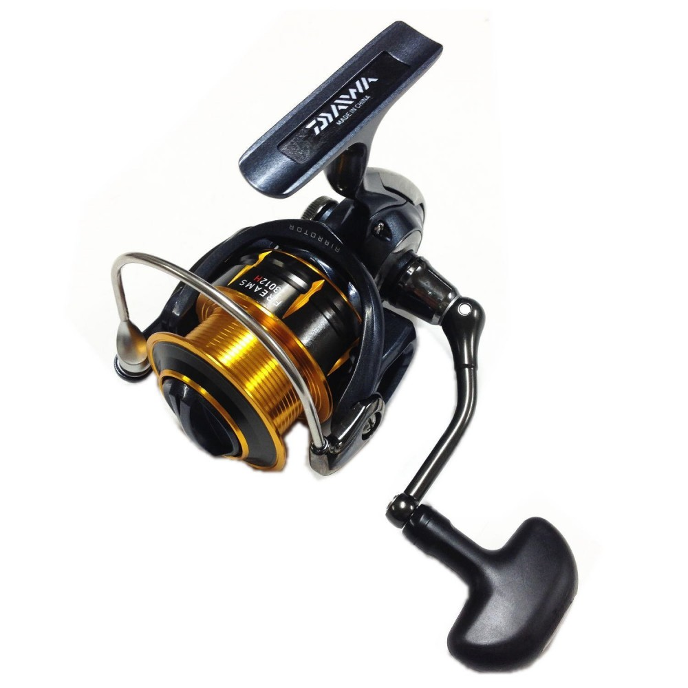 Daiwa spinning reel 15 new model revros series 1000 for Daiwa fishing reels