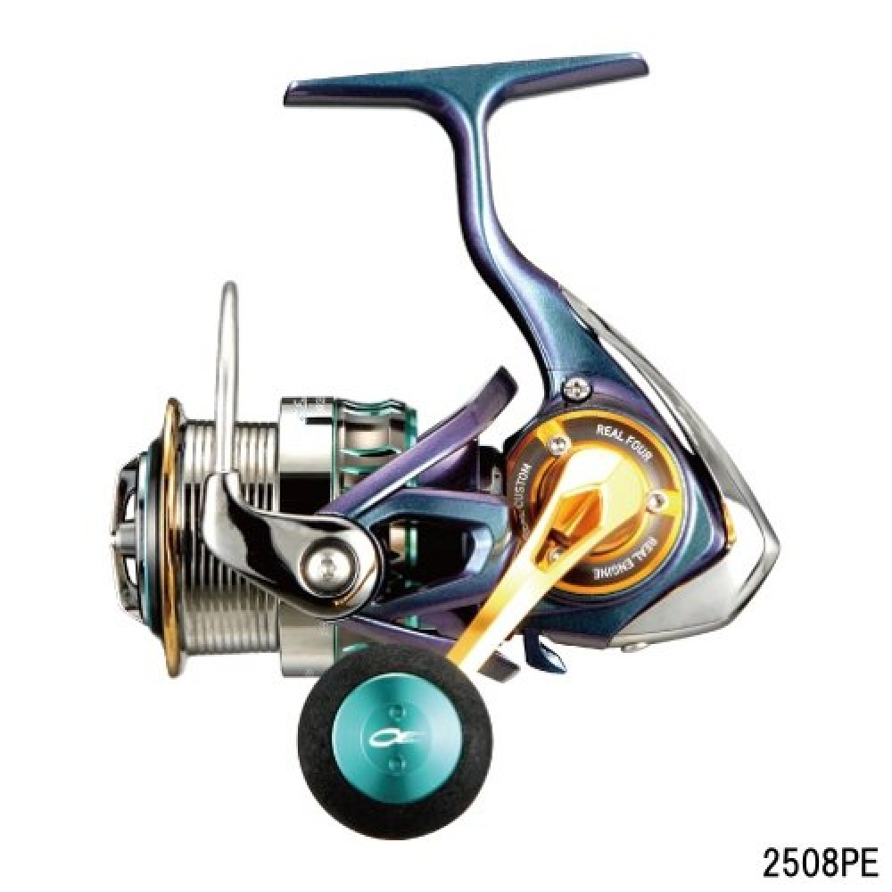 Daiwa spinning reel emeraldas air eging tackle japan model for Daiwa fishing reels