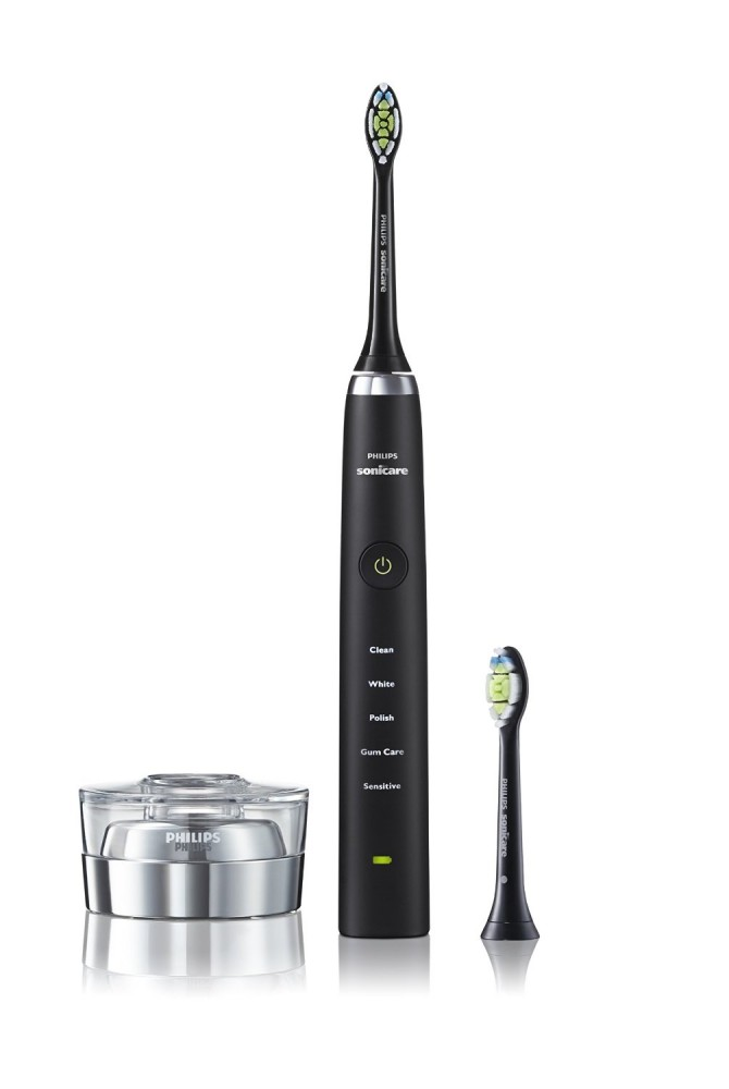 how to clean black mold on electric toothbrush