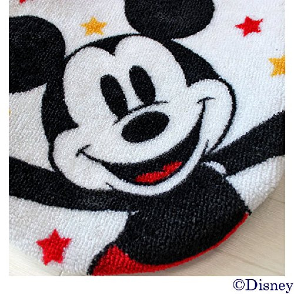 new disney mickey mouse restroom bath mat rug toilet cover