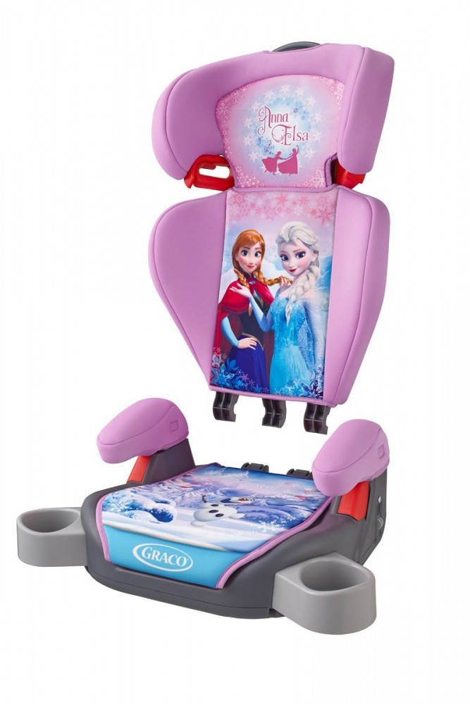 Character Booster Car Seat