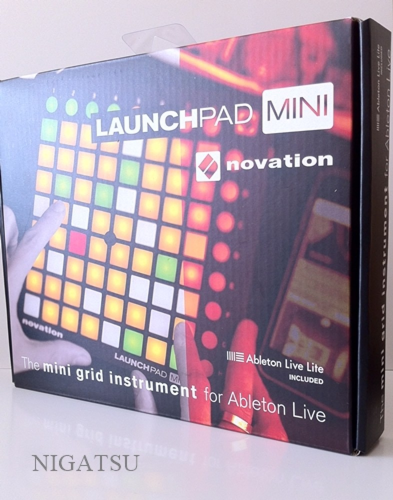 new novation live controller launchpad mini mk2 64 pad ableton from japan ebay. Black Bedroom Furniture Sets. Home Design Ideas