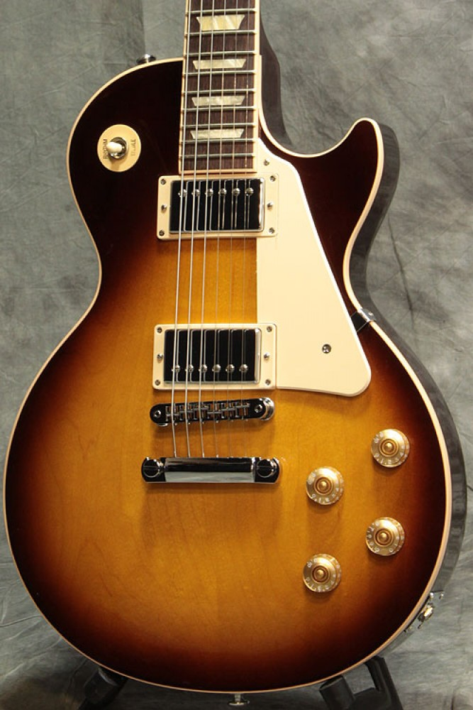 gibson usa les paul traditional 2016 plain top tobacco sunburst ebay. Black Bedroom Furniture Sets. Home Design Ideas
