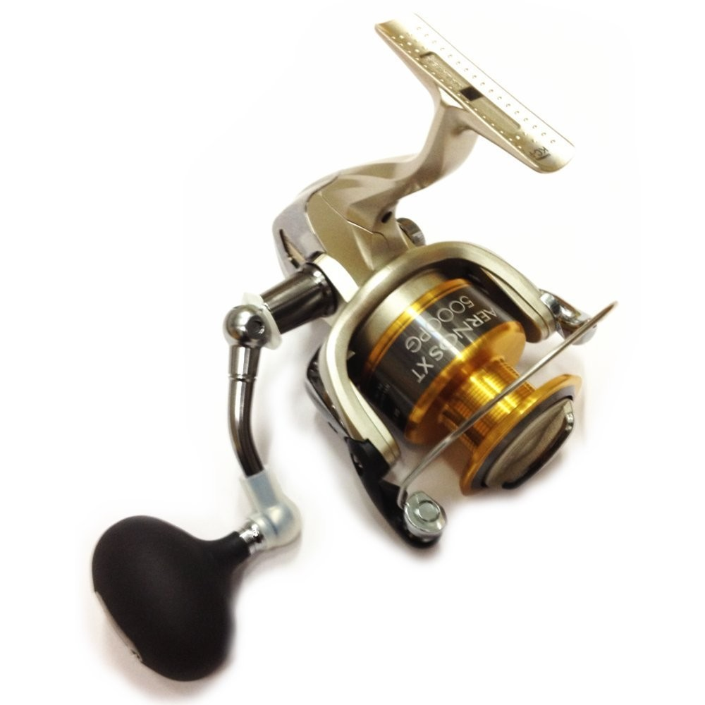 New shimano 2012 aernos xt 5000pg spinning reel from japan for Japanese fishing reels