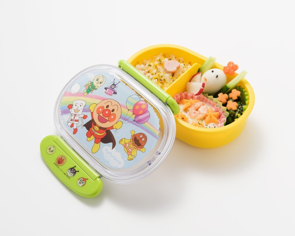 f s anpanman lunch box bento microwave usable free shipping from japan lec. Black Bedroom Furniture Sets. Home Design Ideas