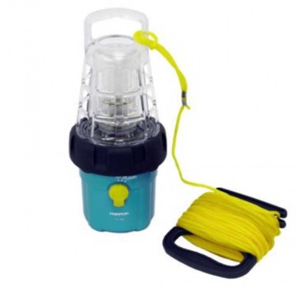 Battery powered fishing lights for Battery operated fish