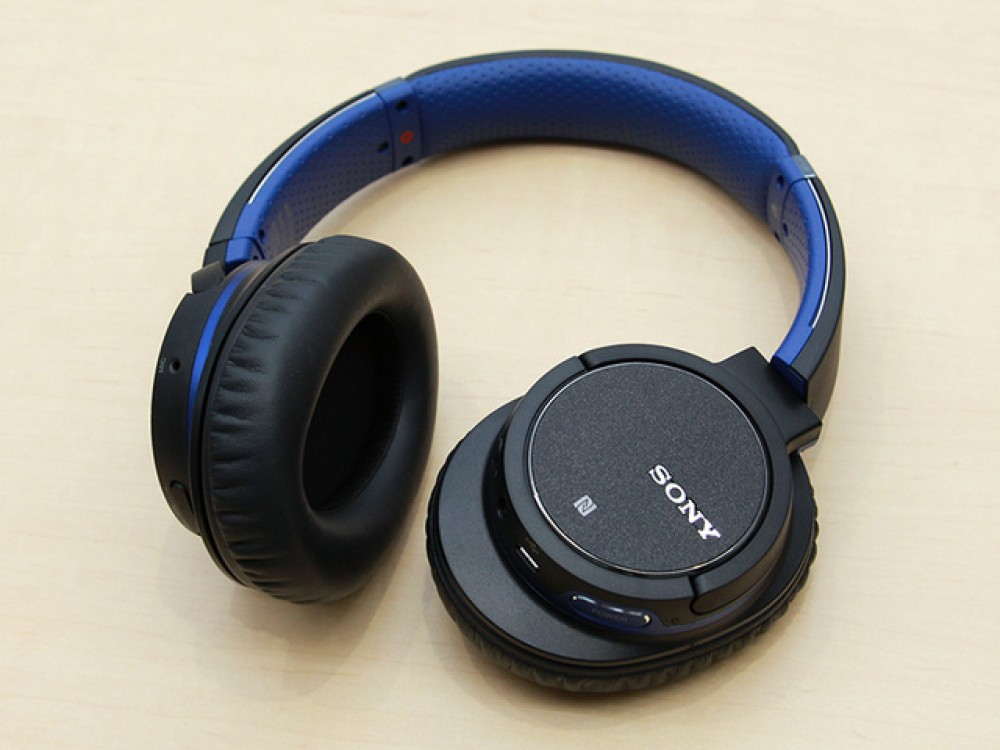 sony mdr zx770bn l noise cancelling headphones wireless. Black Bedroom Furniture Sets. Home Design Ideas