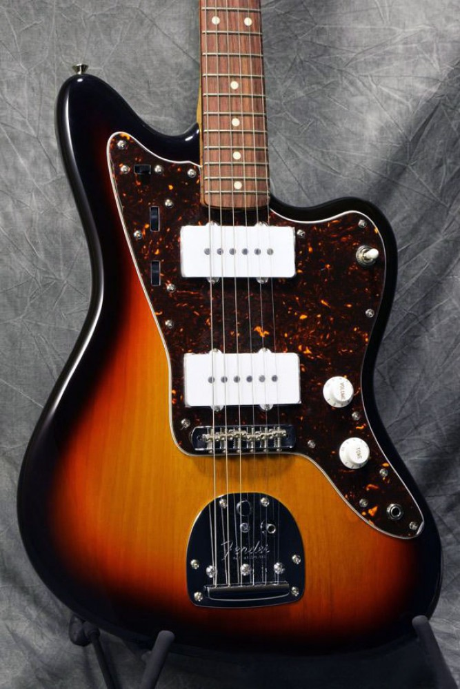 fender japan exclusive classic 60s jazzmaster 3ts made in japan electric guitar ebay. Black Bedroom Furniture Sets. Home Design Ideas