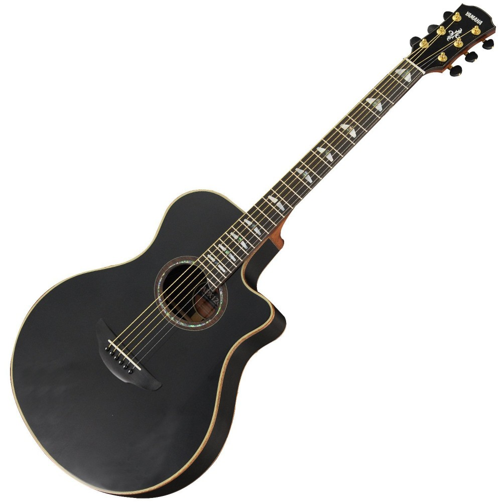 Yamaha electric acoustic guitar apx1200ii tbl from japan for Yamaha acoustic guitar ebay