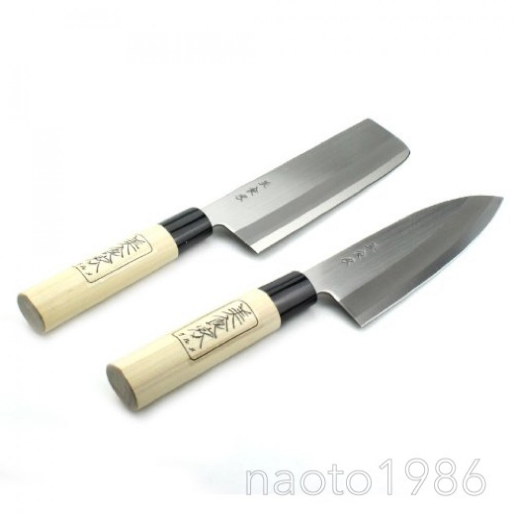 shimomura brand chefs kitchen hocho knife set su 55 from japan f s tracking ebay. Black Bedroom Furniture Sets. Home Design Ideas
