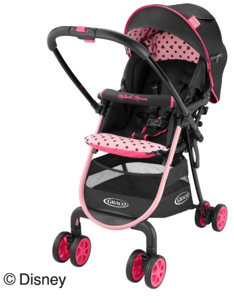 F S Disney Minnie Mouse Model Graco Citilite R Up Baby
