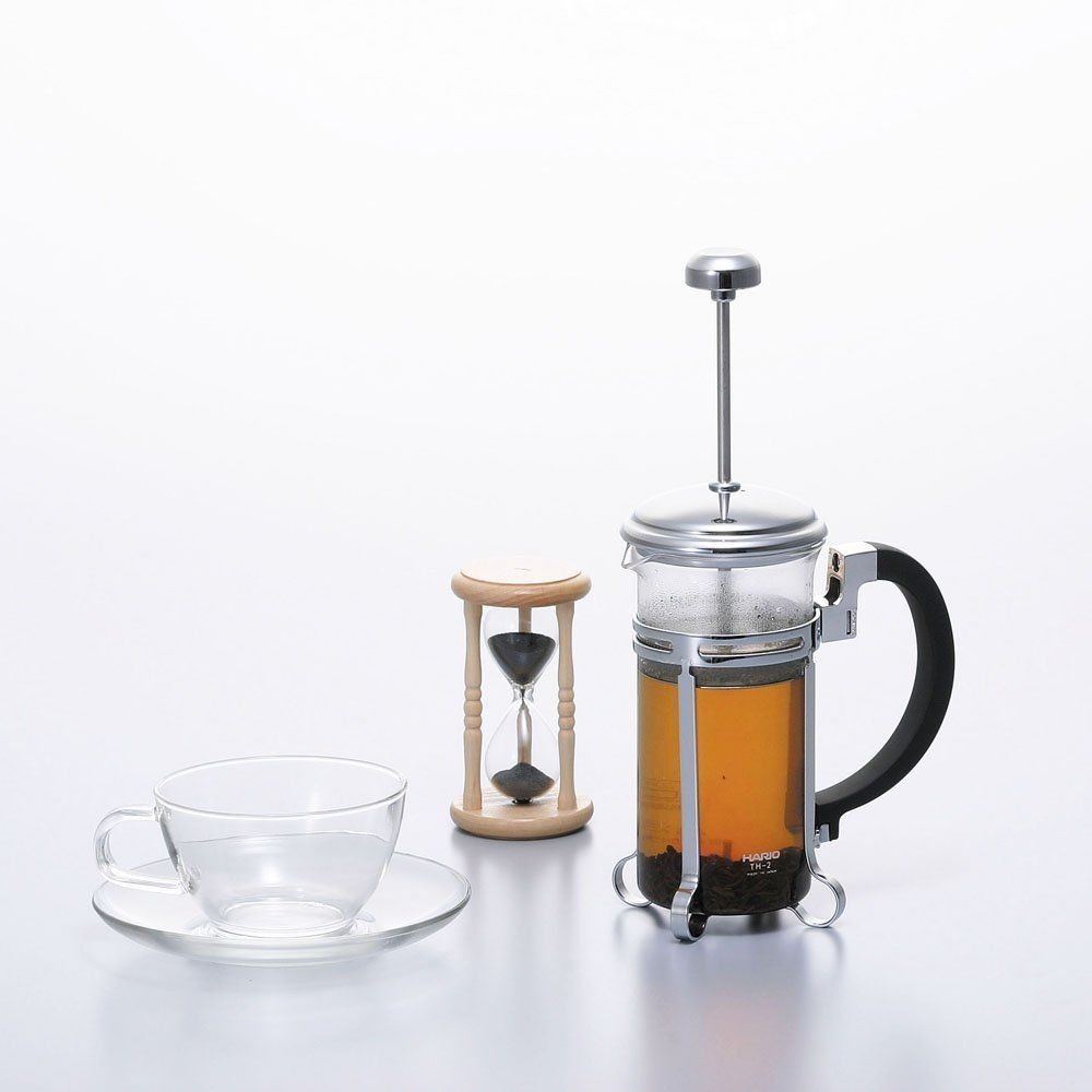hario french press tea maker pot tha 4sv for 4 cups 600ml made in japan f s. Black Bedroom Furniture Sets. Home Design Ideas