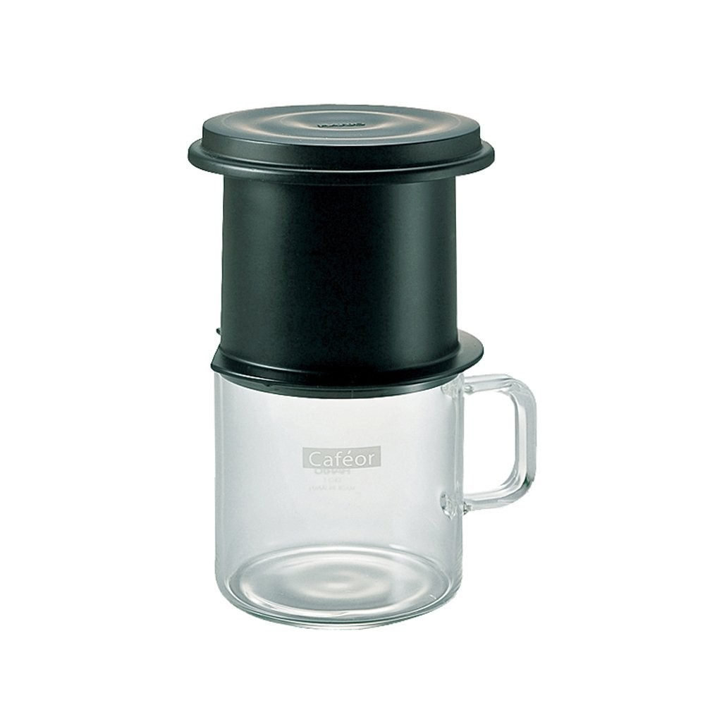 HARIO Single Serve Easy Drip Coffee Maker Mug Cup 200ml CFO-1B Made in Japan F/S eBay