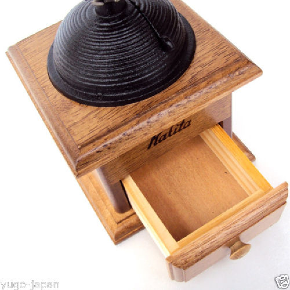 how to clean a wooden grinder