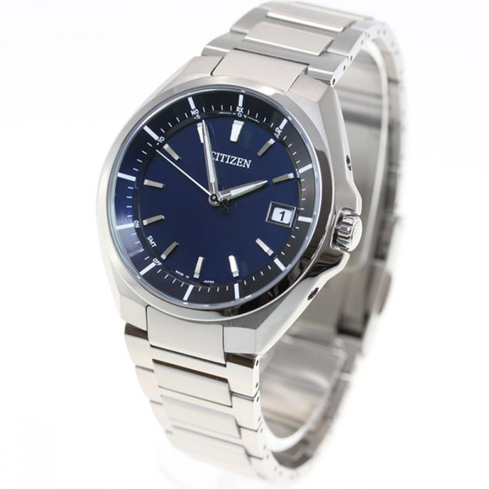 New citizen attesa eco drive atomic radio watch cb3010 57l import from japan ebay for Eco drive watch