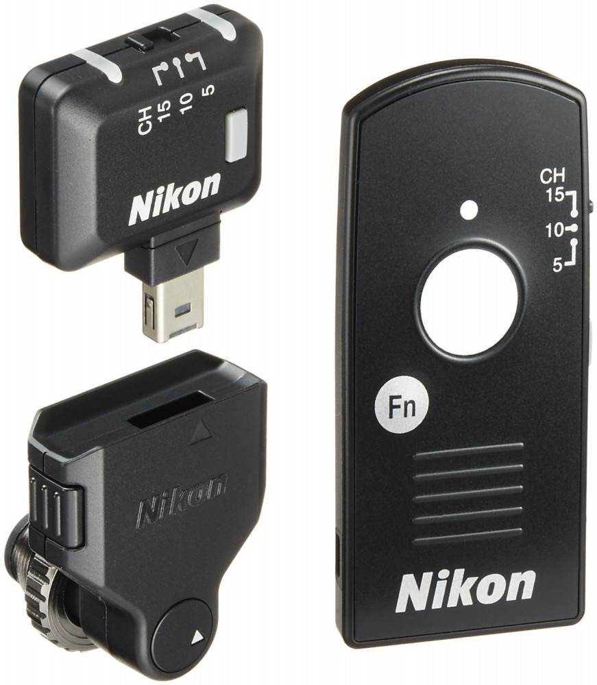 how to use nikon wireless adapter