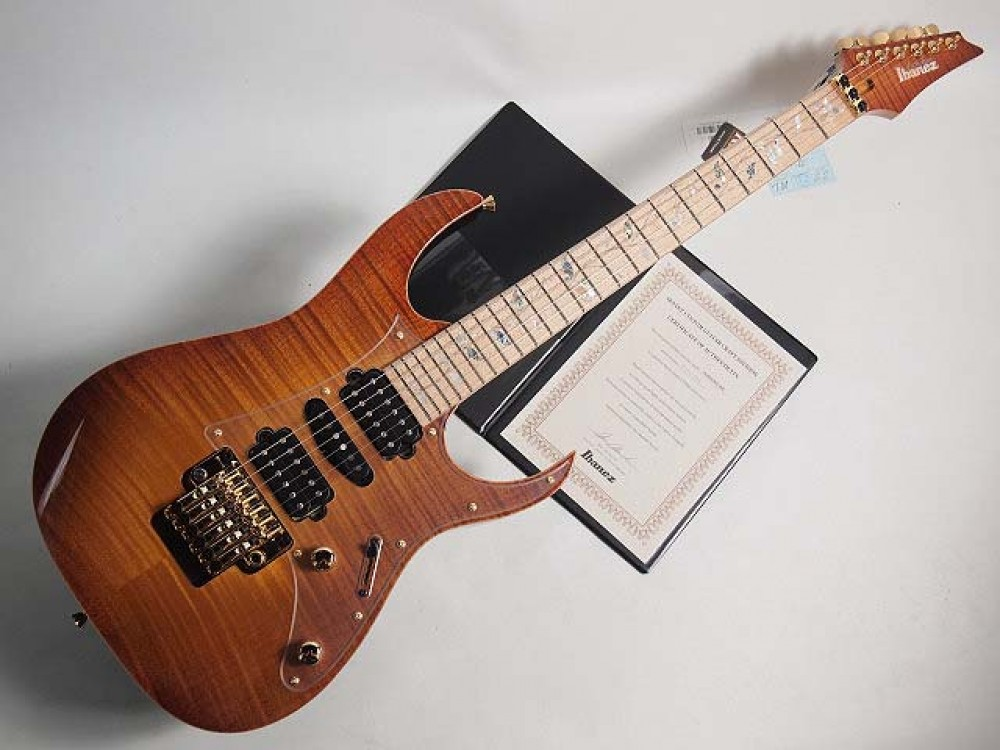 ibanez rg8550mz bbe j custom bright brown rutile electric guitar new from japan ebay. Black Bedroom Furniture Sets. Home Design Ideas