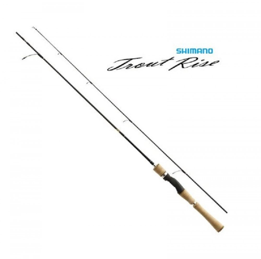 Shimano trout rise 56ul spinning rod ems speed shipping for Shipping fishing rods