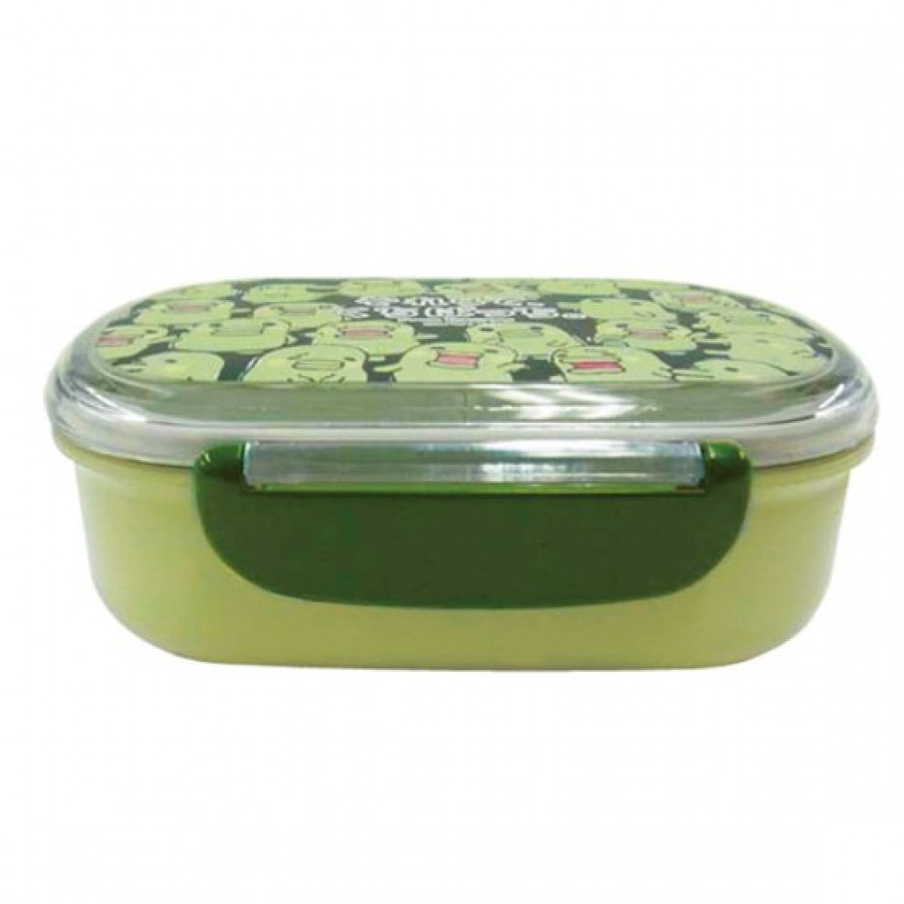 tamagotchi kuchipatchi kawaii bento lunch box green made. Black Bedroom Furniture Sets. Home Design Ideas