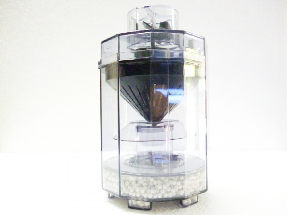 Aquarium air driven filter that specializes in physical Types of aquarium filters