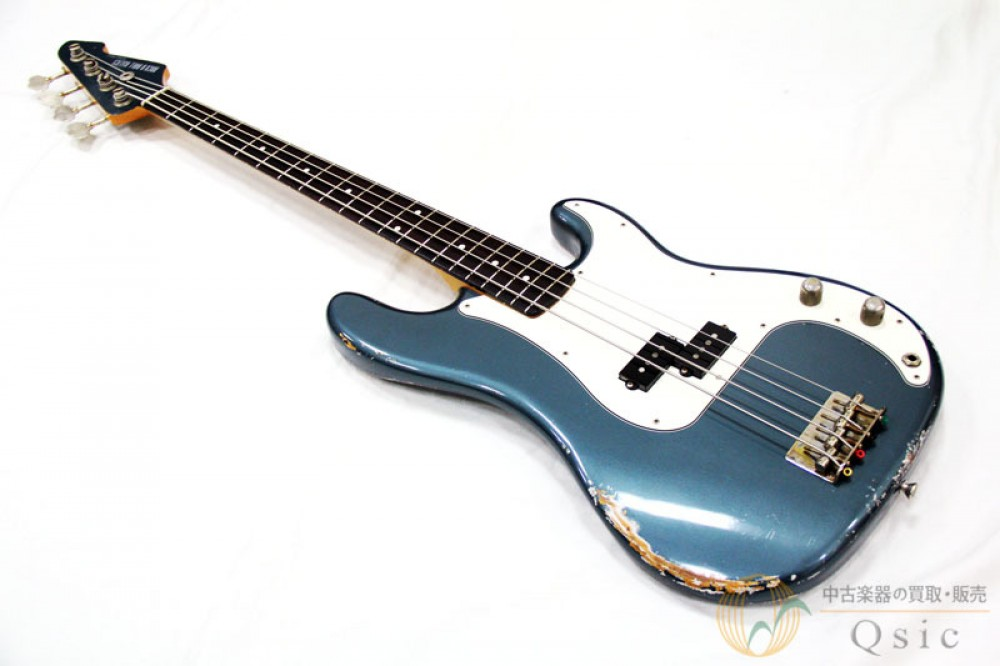 Used Rock N Roll Relics Vicious Bass Faded Lake Placid