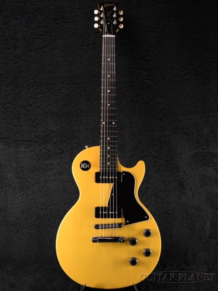 gibson les paul junior special tv yellow 2009 electric. Black Bedroom Furniture Sets. Home Design Ideas