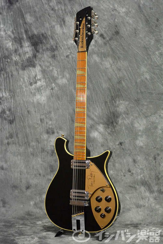 used rickenbacker 660 12 tom petty signature jetglo electric guitar from japan ebay. Black Bedroom Furniture Sets. Home Design Ideas