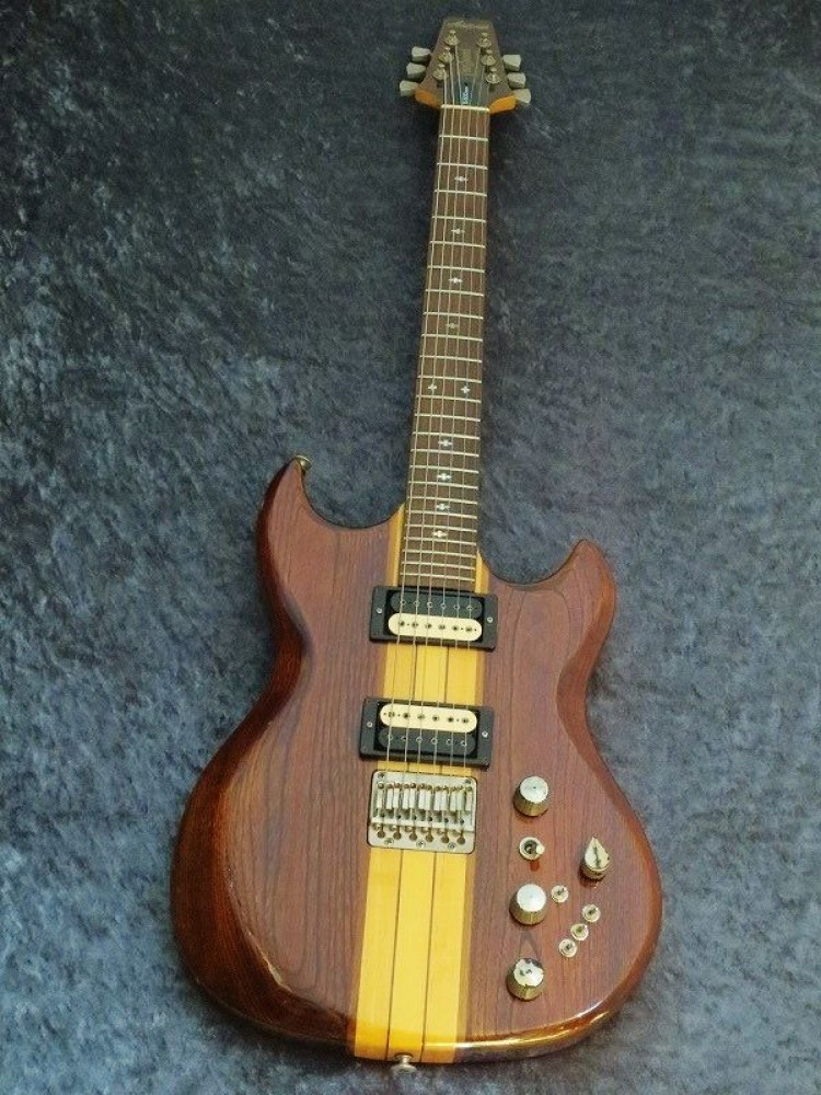 used aria pro ii 39 81 ts 500 electric guitar made in japan ebay. Black Bedroom Furniture Sets. Home Design Ideas