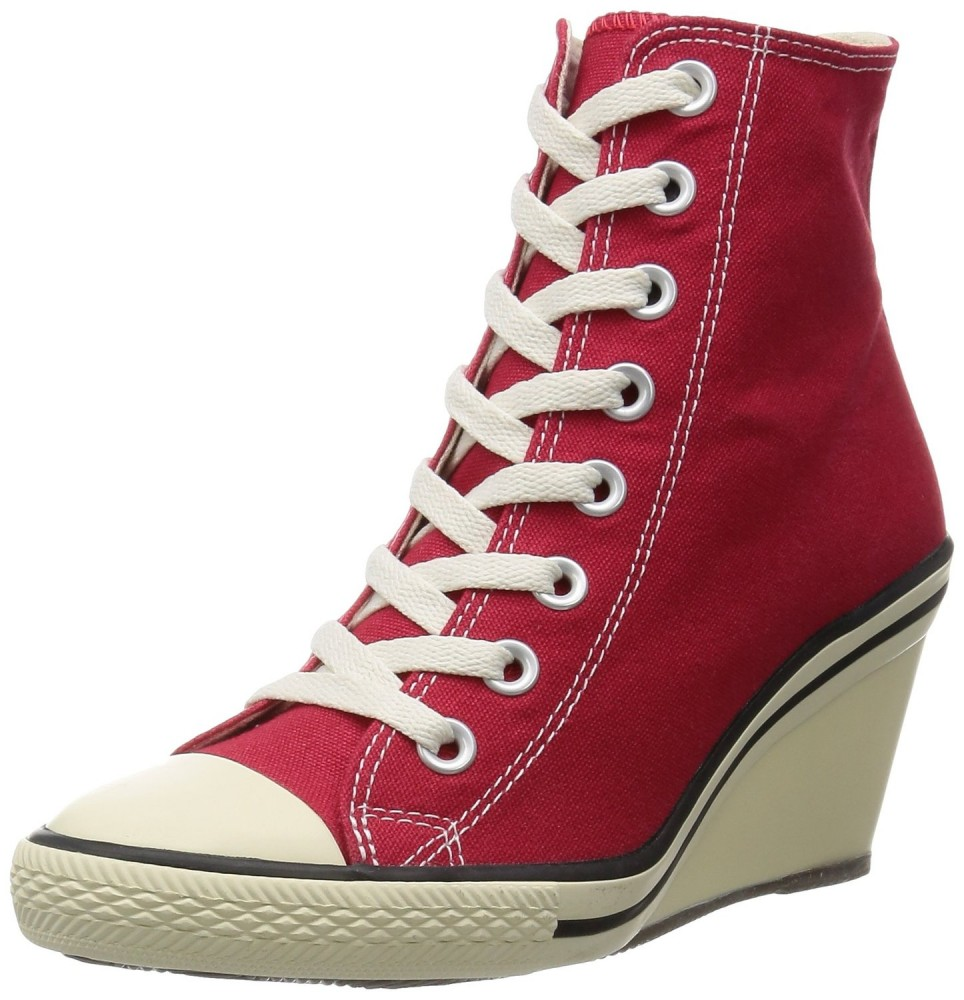 Converse All Star Shoes Red