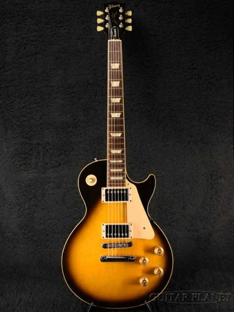 used gibson les paul standard vintage sunburst 1995 electric guitar from japan 711106011035 ebay. Black Bedroom Furniture Sets. Home Design Ideas