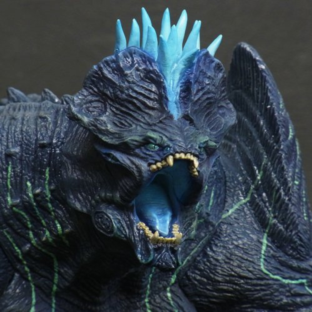 RIC Toy Limited X-Plus Large Monster Pacific Rim Leather ... Pacific Rim Kaiju Category 100