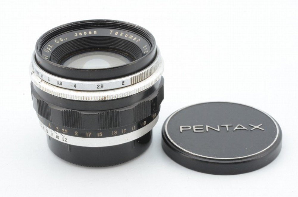 Use pentax screw lens adapters