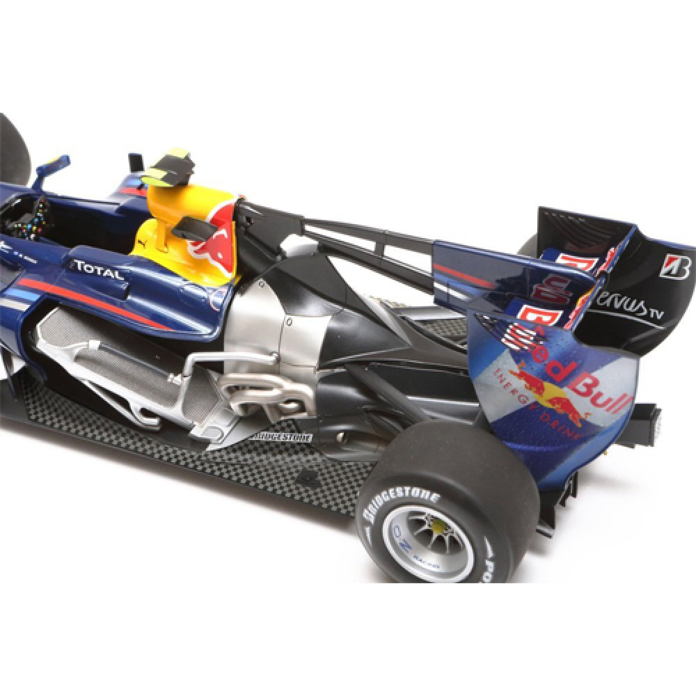 Tamiya 20067 Red Bull Racing F1 1 20 Scale Kit From Japan