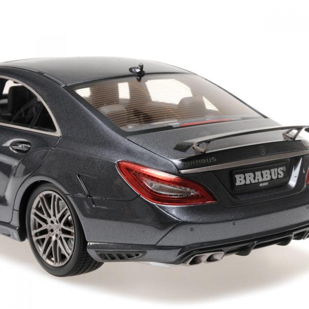 minichamps 1 18 mercedes benz brabus rocket 800 2012 ebay. Black Bedroom Furniture Sets. Home Design Ideas