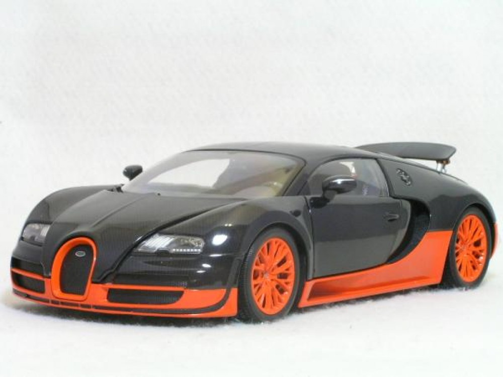 1 18 bugatti veyron super sport ebay. Black Bedroom Furniture Sets. Home Design Ideas