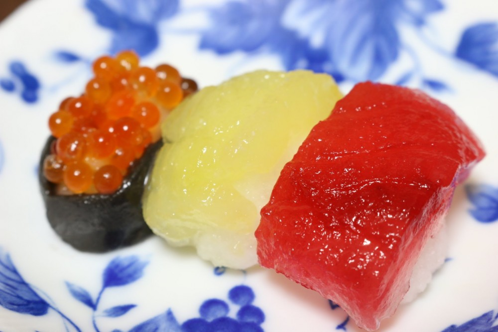 popin cookin sushi instructions english