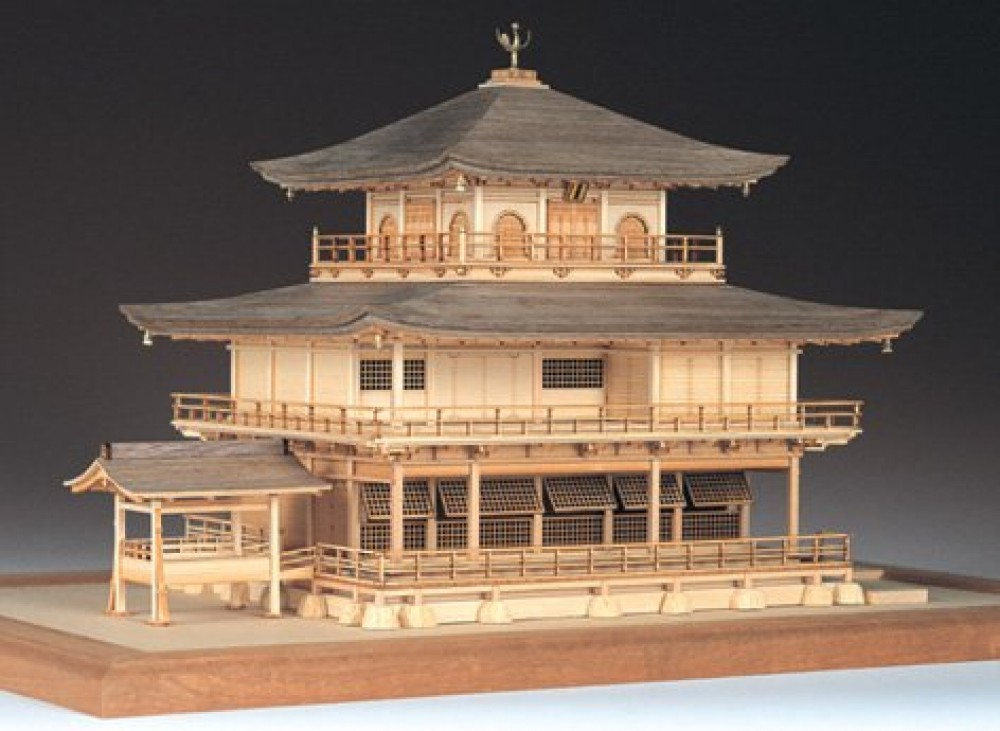 Wooden Model Building Kits