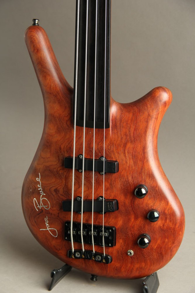 warwick jack bruce signature thumb bass fretless 2002 used bass guitar from jp ebay. Black Bedroom Furniture Sets. Home Design Ideas