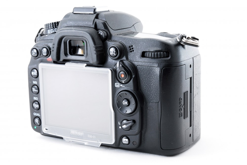 how to tell shutter count on nikon d7000