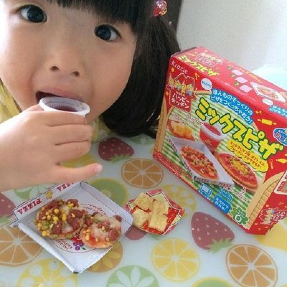 Japanese Candy Making Kit Cake