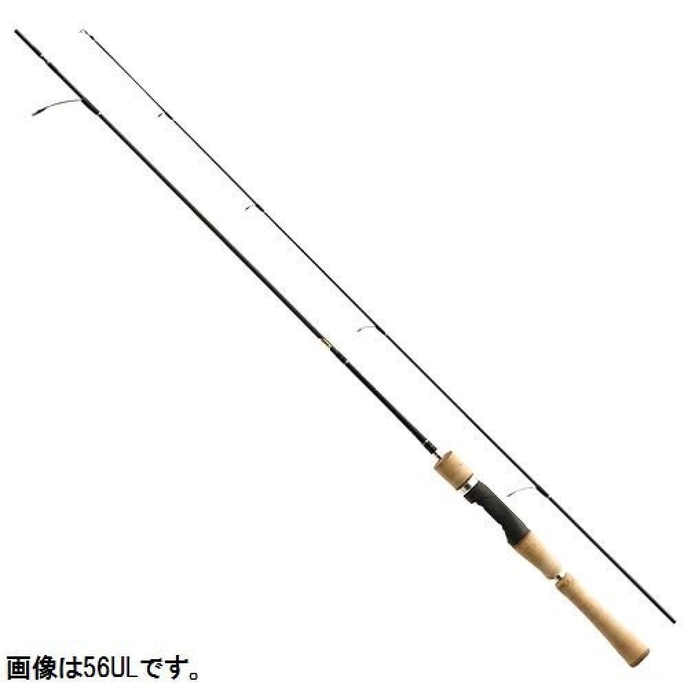 Shimano trout rise 60ul trout fishing spinning rod ultra for Best fishing pole for trout