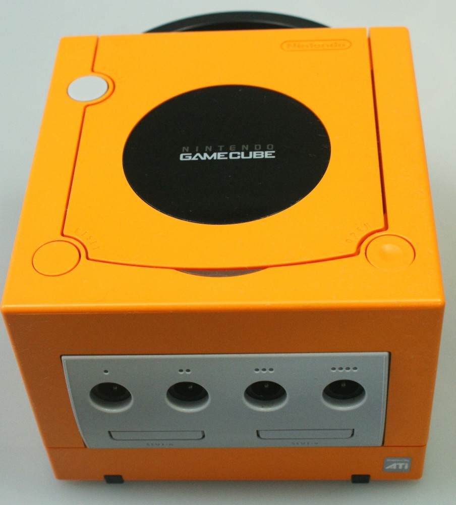 how to play import games on gamecube