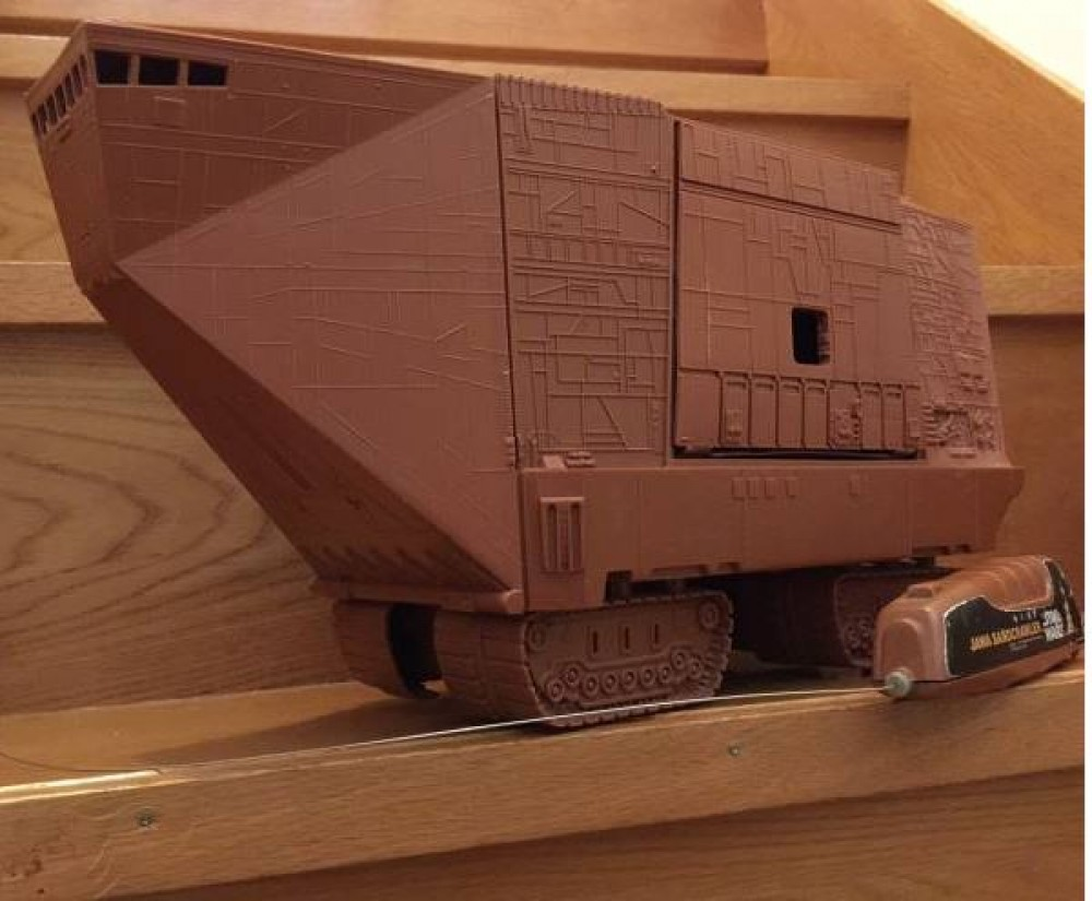 Rogue One Old Kenner Star Wars Java Sand Crawler From