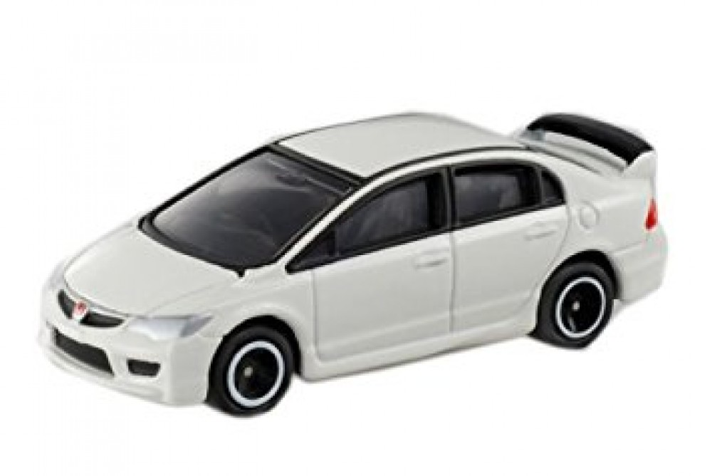 tomica honda civic type r box import from japan. Black Bedroom Furniture Sets. Home Design Ideas