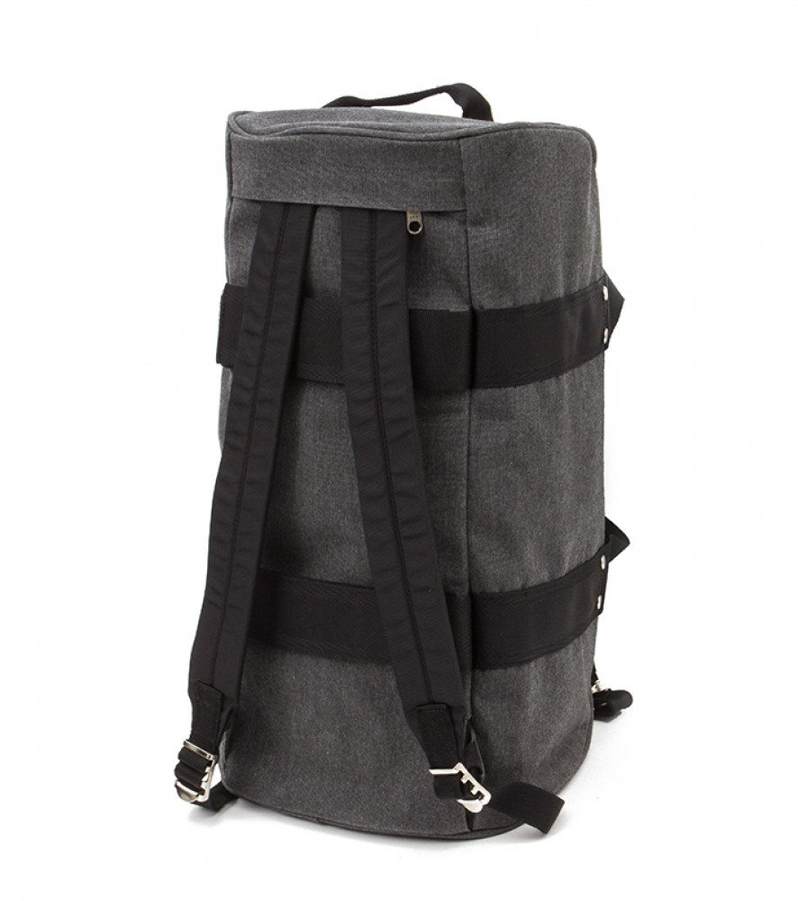 THE NORTH FACE PURPLE LABEL 3Way Duffle Bag Chacoal×Black