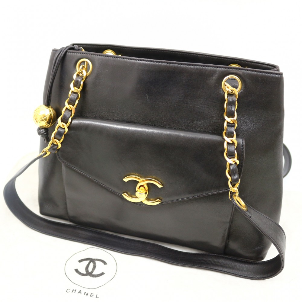 f0fde0c41a6e58 Chanel Chain Shoulder Tote Bags | Stanford Center for Opportunity ...