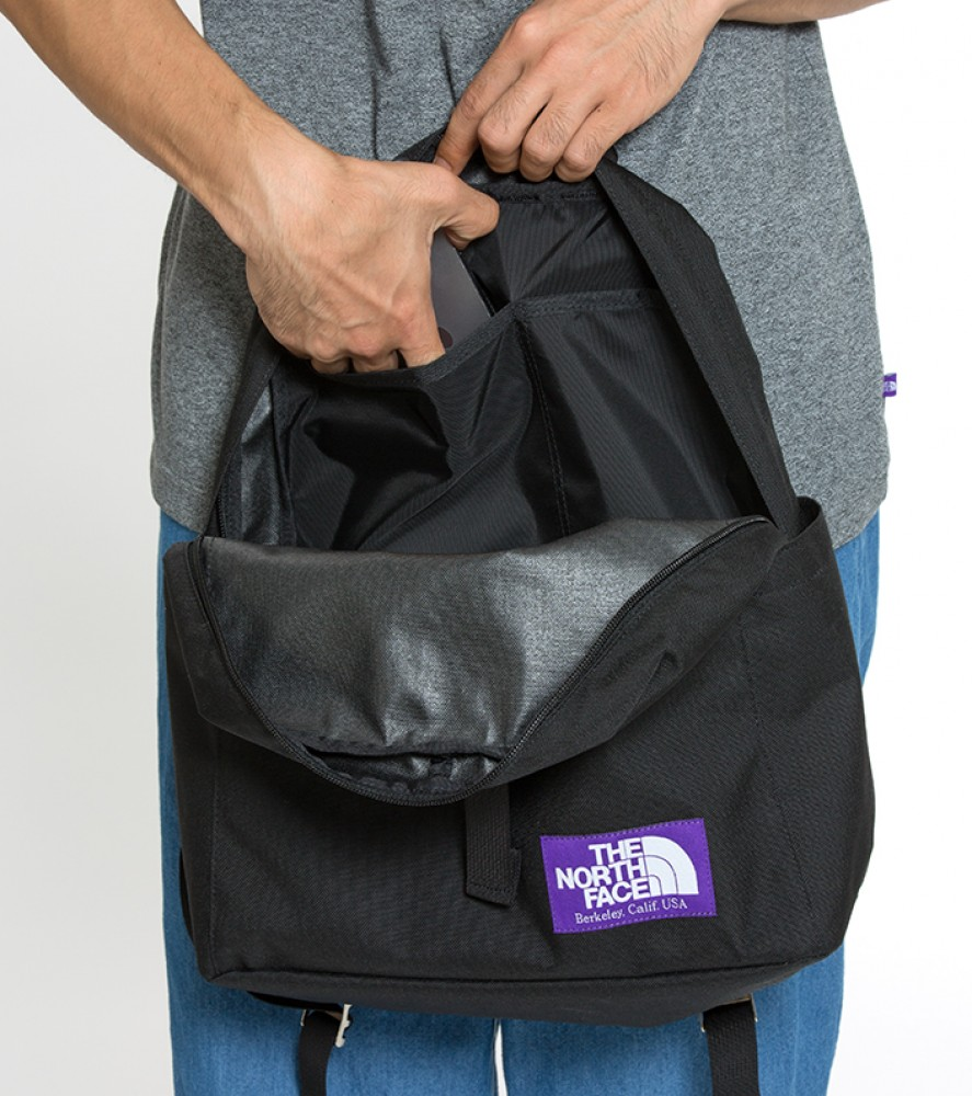 THE NORTH FACE PURPLE LABEL Book Rac Pack M Sage Green
