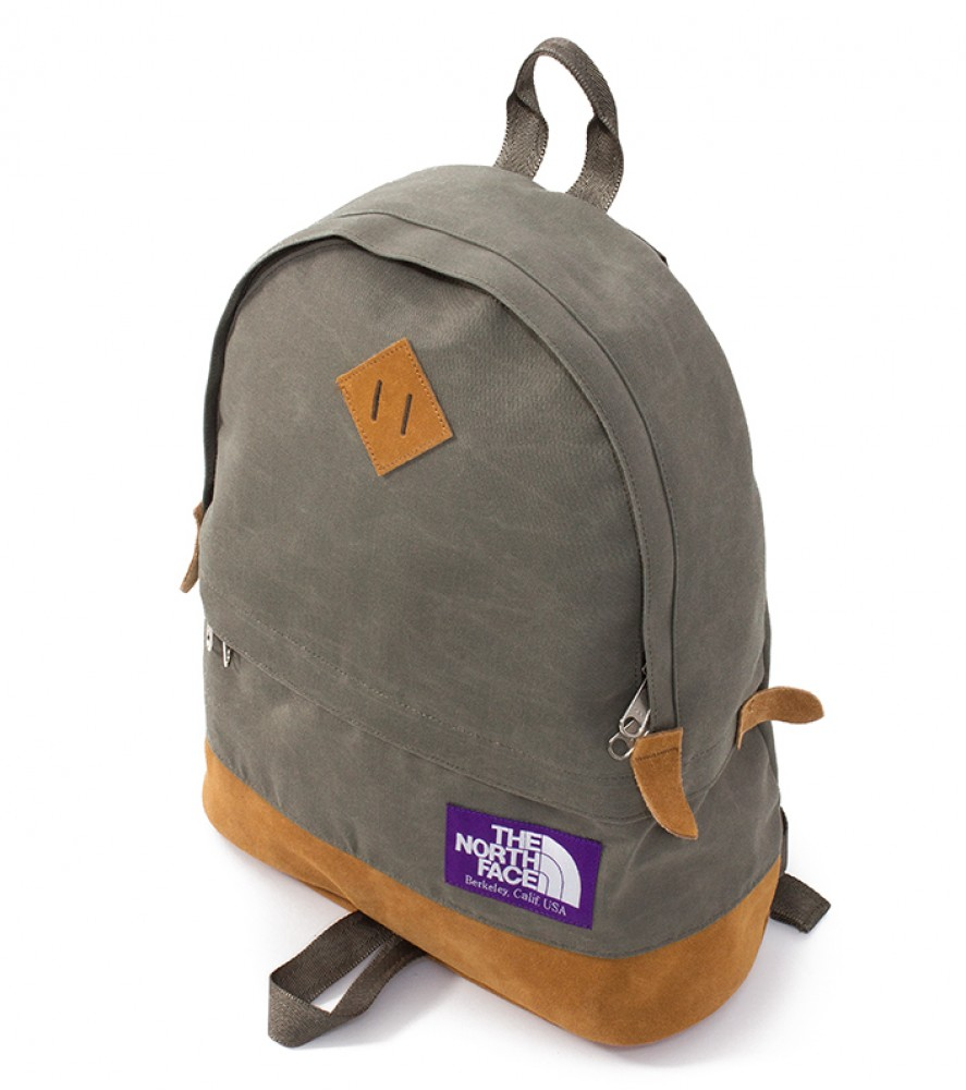 THE NORTH FACE PURPLE LABEL Medium DayPack SageGreen×Khaki