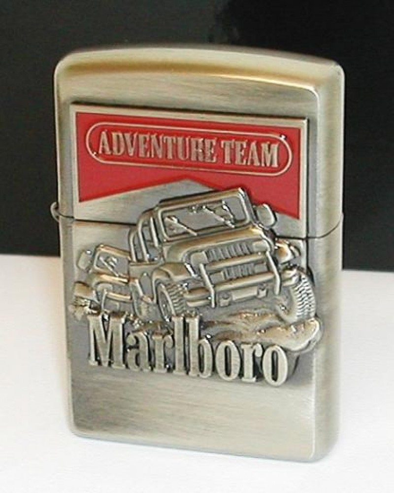 NEW Zippo Lighter Marlboro Adventure Team F/S | eBay