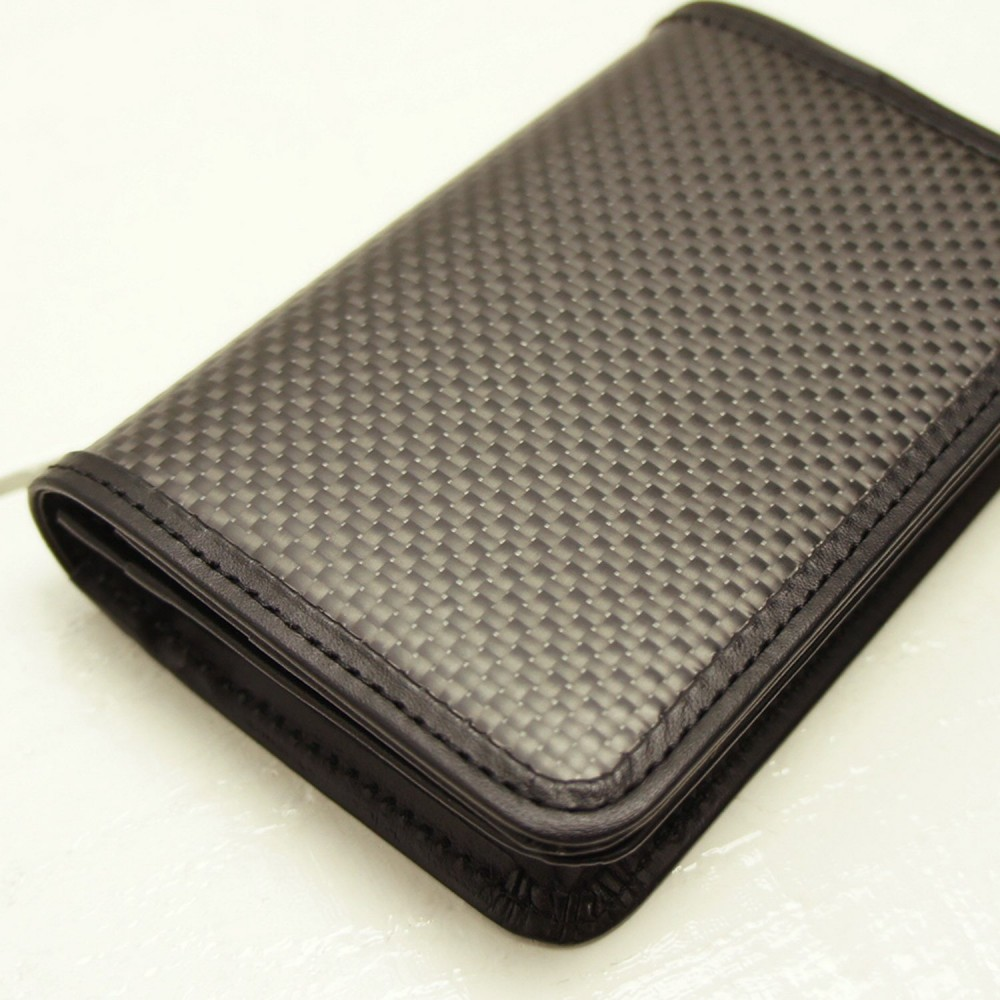 CARFIBE Japan made Carbon Fiber Business Card Holder Pass
